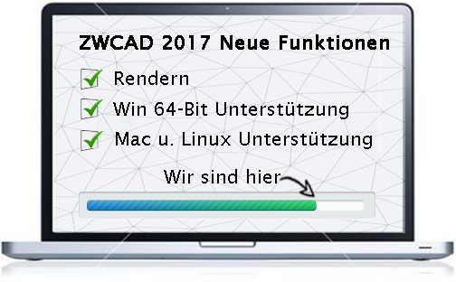 zwcad 2017 new feature